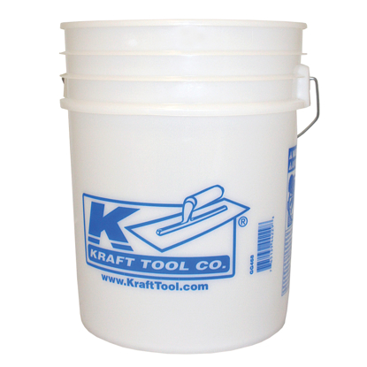 Picture of 5 Gallon Plastic Bucket